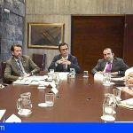 Pablo Rodríguez presenta el nuevo Bono de Residente Canario a los cabildos insulares