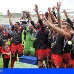 El Mensajero se proclama campeón de la LXVIII Copa Heliodoro Rodríguez López por quinta vez en su historia
