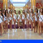 Presentación oficial de las candidatas Miss Universo Las Palmas 2018
