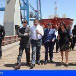 Retomado los trámites para establecer una línea marítima entre Tenerife y Agadir