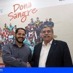 El ICHH y el CD Tenerife regalan entradas a los donantes aficionados del club para el encuentro del próximo sábado