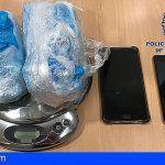 Detienen en el aeropuerto de Lanzarote a una pareja que transportaban cocaína oculta entre su ropa