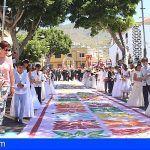 22 colectivos participarán en la elaboración del Corpus Christi de Adeje