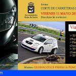 Carreteras cortadas con motivo del XXVIII Rallye Villa de Adeje en Guía de Isora