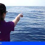 Loro Parque Fundación descubre a los estudiantes el mar de Canarias