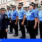 La Policía Local de Santa Cruz celebra el día de su patrona entregando doce medallas al mérito policial