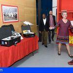 El Cabildo de Gran Canaria contribuye con dispositivos inteligentes a Cruz Roja
