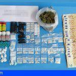 Detienen a dos hombres por tráfico de drogas en un hotel de Playa del Inglés