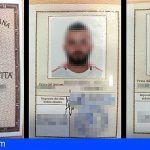 Detiene a dos hombres con documentos falsos en el aeropuerto de Lanzarote