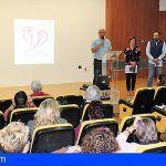 Granadilla promueve en la jornada sobre fibromialgia la importancia de la información y del apoyo familiar
