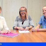 """Adeje. Fundación Carrera por la Vida / Walk for Life presenta su iniciativa """"The B.R.A. Project"""" al Ayuntamiento"""