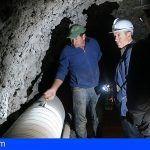 El Cabildo invierte casi 600.000 euros en el suministro de agua y saneamiento en Vilaflor
