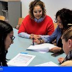Ayuntamiento y La Caixa colaboran con más de 50 familias isoranas