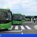 El Cabildo presenta las 30 nuevas guaguas que TITSA incorpora a las rutas interurbanas esta semana
