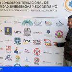 Santiago del Teide, presente en el II Congreso Internacional de Seguridad, Emergencias y Socorrismo
