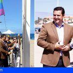 La bandera arcoíris vuelve a ondear en Las Vistas