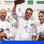 Joao Henrique Faraco (Lanzarote) se lleva el galardón Cocina-Gran Premio Cabildo de Tenerife