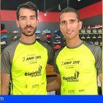 Granadilla. Jonay González y Agoney Díaz, padrinos de honor de La Espíritu Triabona 10 Km