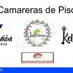Comunicados de Kellys Union de Gran Canaria, Tenerife y Sindicalistas de Base sobre las camareras de piso