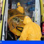 Realizan un simulacro de Alerta por Enfermedad Infecciosa de Alto Riesgo detectada a bordo de un barco