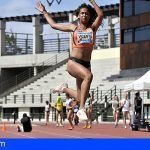 La Campeona del Mundo de Heptatlón arranca su temporada en Arona