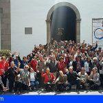 Un grupo de mayores de La Victoria visitó San Miguel de Abona