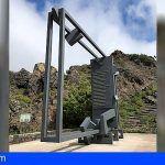 Concluyen en La Gomera los trabajos de rehabilitación del monumento a los fallecidos en el incendio de 1984