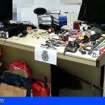 Un mayor de edad y dos menores responsables de 4 robos con fuerza en La Laguna