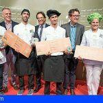 Elegidos los 5 finalistas del III Campeonato de Canarias Absoluto de Pastelería-Gran Premio Harinalia Grupo