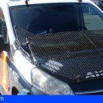Huyó de la Policía a gran velocidad por varias calles de Las Palmas llegando a conducir sobre la acera
