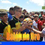 La entrega de los Premios Balón de Oro 2018 será el domingo 3 de junio en Santa Cruz