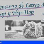 Juventud de Santiago del Teide lanza el XIII Concurso de Letras de Rap y Hip Hop 2018