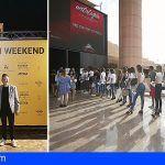 Playa de las América cierra, con una noche mágica, la primera edición de Tenerife Fashion Weekend