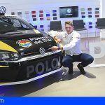 Tenerife. Presentado en sociedad el espectacular VW Polo N1 de Raúl Capdevila
