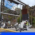 Rehabilitan en La Gomera el monumento a los fallecidos en el incendio de 1984