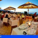 El Hotel Botánico abre la terraza de su famoso restaurante italiano 'Il Pappagallo' para recibir al verano
