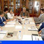 El Ayuntamiento de Adeje se ha comprometido con el CEST a actualizar sus ordenanzas de ocio