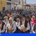 La romería de la Virgen de Fátima de Arona peregrina un año más de Valle San Lorenzo a La Centinela
