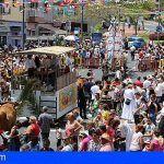 San Isidro celebra sus fiestas y el domingo su XLI Romería en honor a su patrón