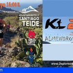 Éxito absoluto de participación para la VII edición del Trail Run Almendros y Volcanes en Santiago del Teide