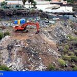 Inician en Santiago del Teide y Granadilla las obras de sellado de dos vertederos