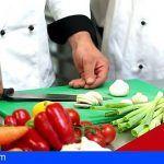 Curso gratuito de manipulador de alimentos y control en empresas alimentarias en Santiago del Teide