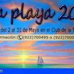 Más de 100 mayores y usuarios de Amisur disfrutarán de la programación de playa 2018 de San Miguel