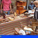 Más 50 de artesanos participan en la Feria Insular de Artesanía y Comercio de La Gomera