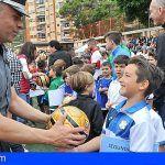 Tenerife. Premios de Oro para equipos y aficiones que lo valen