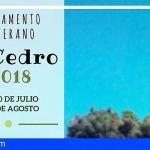 La Gomera. El Campamento de El Cedro abre el plazo de inscripción para los adultos de todas las Islas