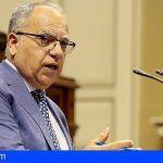 Curbelo apela al diálogo del Gobierno regional con Madrid para garantizar la agenda canaria