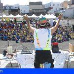 700 escolares celebraron en Granadilla el Día Mundial del Medio Ambiente y los Océanos