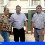 Arona impulsa un nuevo centro cultural para Buzanada que incluye la reforma de la plaza y otro parque infantil