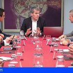 """Sindicatos y patronales """"cierran filas"""" con la Agenda Canaria que Clavijo presentará a Sánchez"""